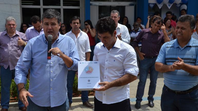 Saneamento básico é alvo de articulações com a população e representantes dos municípios do Rio de Janeiro