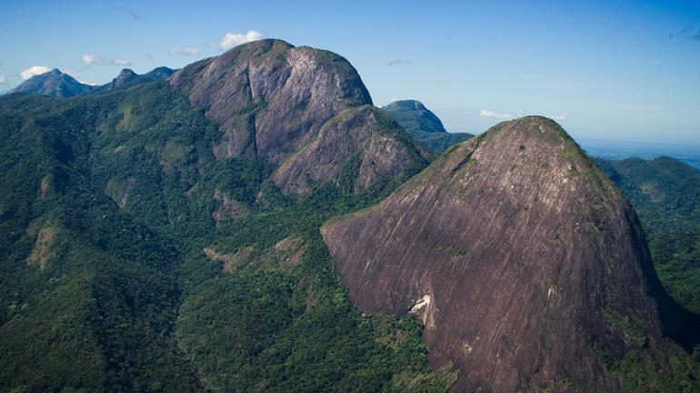 O renascimento da Mata Atlântica no Rio de Janeiro