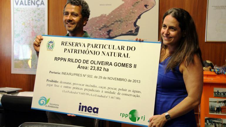 RPPNs: UMA NOVA REALIDADE PARA A MATA ATLÂNTICA NO RIO DE JANEIRO