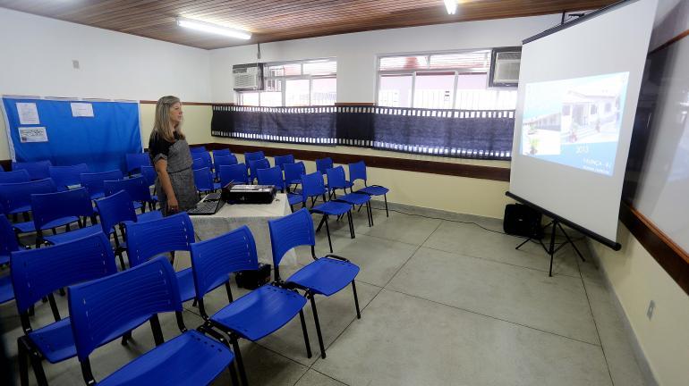 Reformado o Colégio Almirante Rodrigues Silva, em Valença