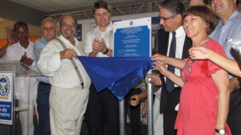 Barra do Piraí inaugura mais uma escola