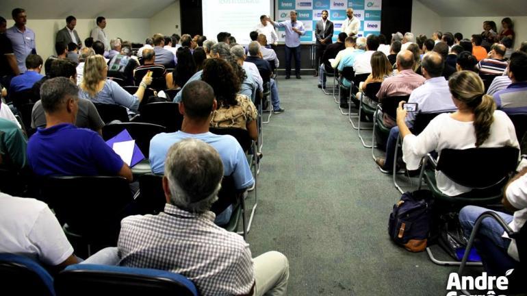 Presidente do Inea anuncia mudanças no ICMS Ecológico