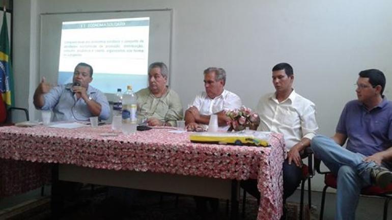 Valença viabiliza a formação da Comissão de Economia Solidária