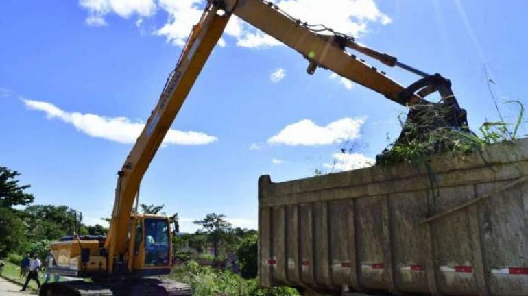 Programa Limpa Rio chega a Japeri para prevenir enchentes