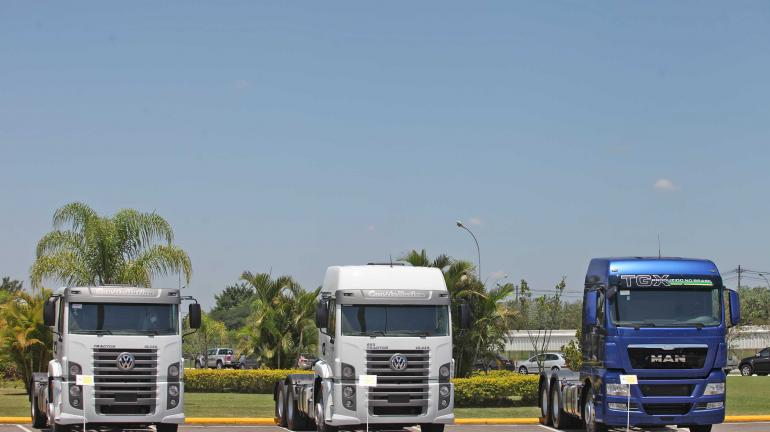Lançado oficialmente programa que vai renovar frota de caminhões no Estado