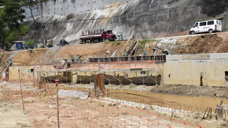 Com investimento próximo a R$ 10 milhões, obras são retomadas no Rio Bengalas