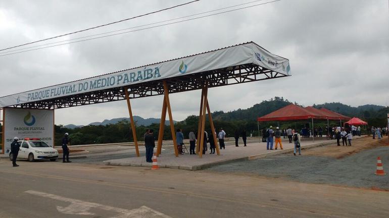 Parque Fluvial de Pinheiral reforça preservação do Rio Paraíba do Sul, na região Sul Fluminense