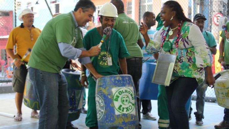 Oficinas de Funk Verde e do Ecomoda começam em fevereiro na comunidade Roquete Pinto, em Ramos
