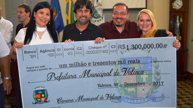 Câmara de Vereadores de Valença faz economia recorde e vira referência nacional