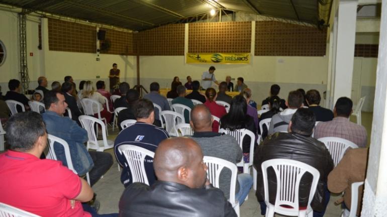 Em Audiência Pública, prefeito anuncia a chegada do programa Limpa Rio em Bemposta