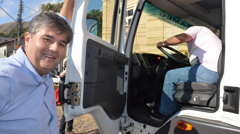 Rio das Flores se prepara para implementar a Coleta Seletiva