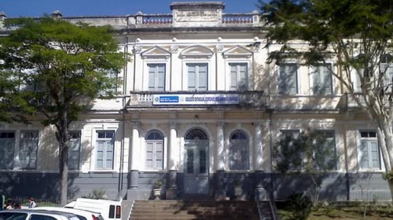Retomada das obras de restauração e reforma do Colégio Benjamin Guimarães