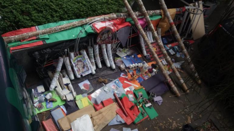 Denúncias do Linha Verde fecham fábrica de balões na Taquara