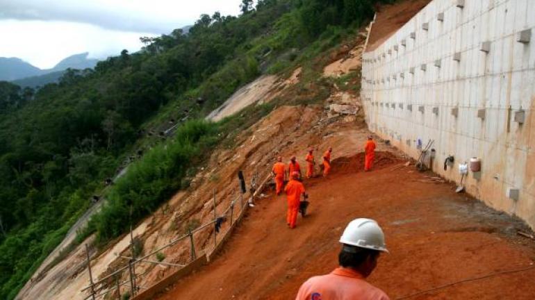 Obras do estado mudam a realidade da região serrana