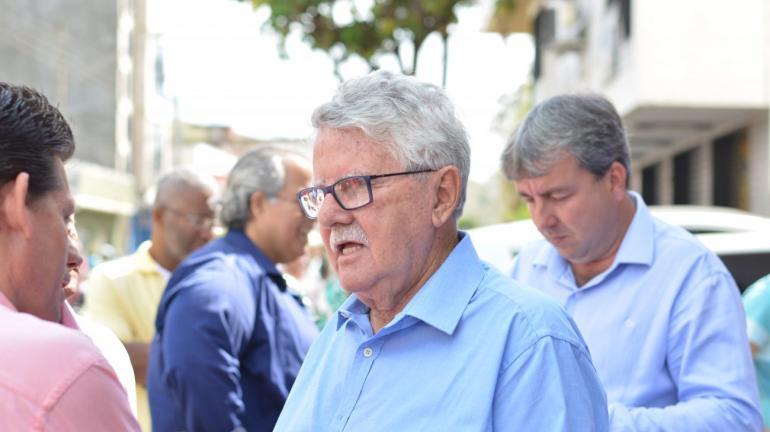 Luiz Antônio quer fazer um grande debate para desenvolvimento regional