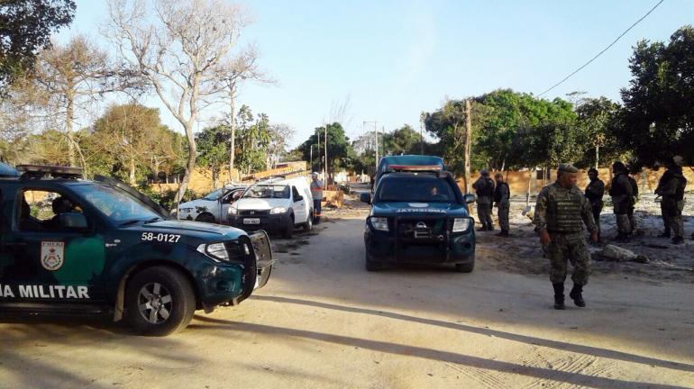 Inea faz megaoperação contra construções irregulares na Região dos Lagos