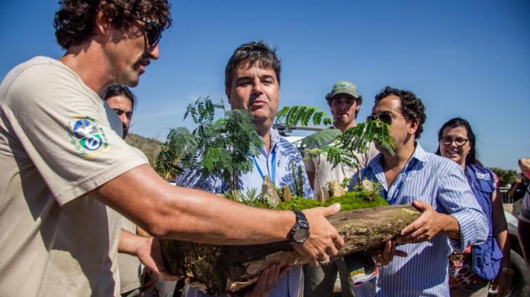 Inea oferece vagas para voluntários no Parque Estadual da Costa do Sol