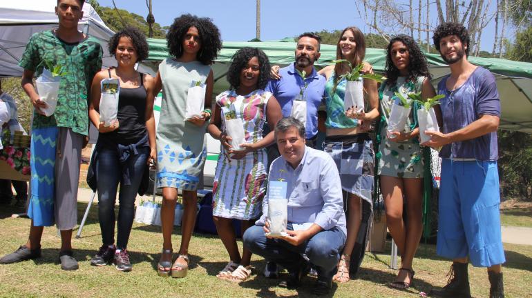 Conjunto Ermitage, em Teresópolis, se torna sustentável ao ganhar Programa de Coleta Seletiva e Pomar Orgânico com mais de 200 árvores frutíferas