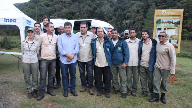 Parque Estadual dos Três Picos terá sede em Teresópolis