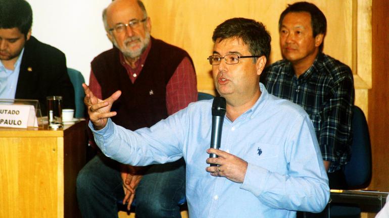 Secretário André Corrêa participa do lançamento da Frente Parlamentar Ambiental na ALERJ