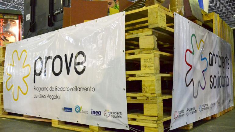 Secretaria de Estado do Ambiente e Arquidiocese do Rio de Janeiro formalizam parceria para ampliação do Programa de Reaproveitamento de Óleo Vegetal na cidade do Rio