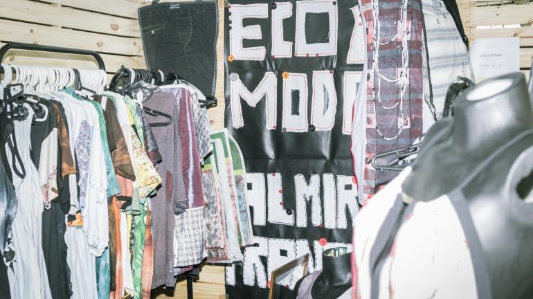 Projeto De Olho no Lixo é sucesso no Circuito de Moda Carioca