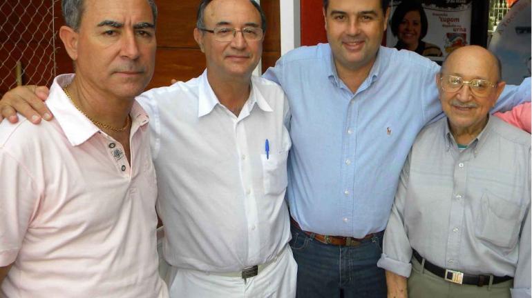 Prefeito anuncia projetos para Pinheiral em 2012