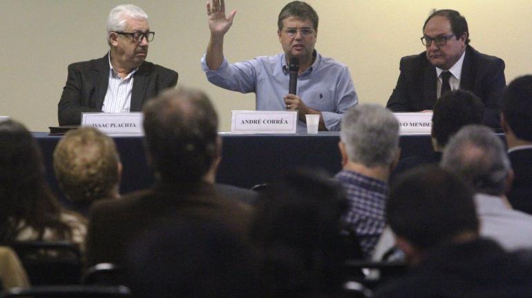 Secretaria do Ambiente apresenta primeira proposta de modelo de governança para a Baía de Guanabara