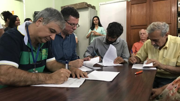 Contrato de Gestão fortalece os Comitês Baía de Guanabara e Baía da Ilha Grande