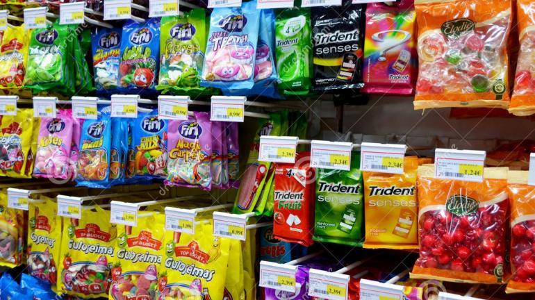 Deputado quer modificar comercialização de doces e guloseimas no RJ
