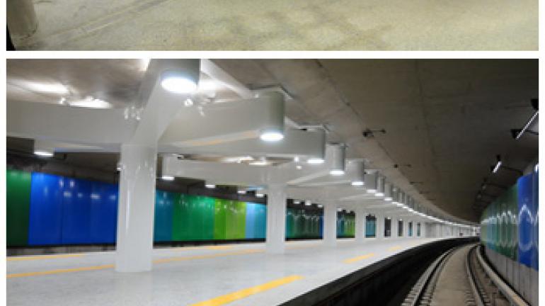 Tijuca ganha sua quarta estação de metrô