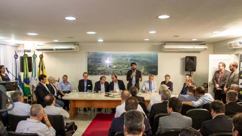 Município de Volta Redonda vai ganhar Polo Metalmecânico que deve gerar cerca de 3,5 mil empregos