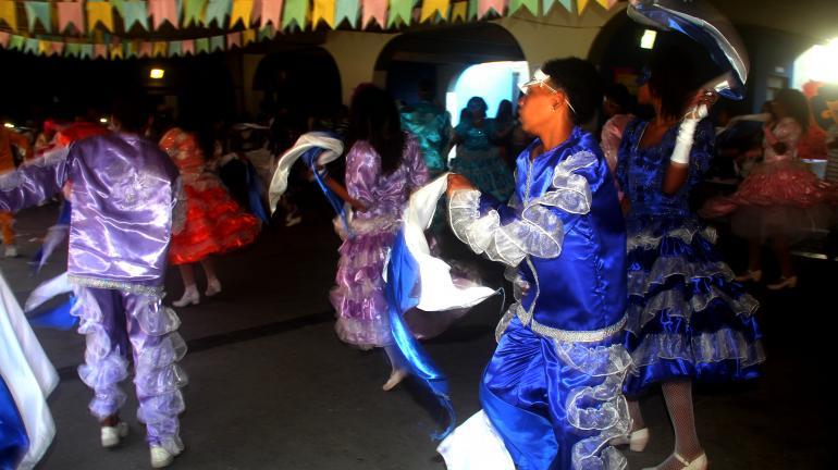 Festa junina promove diversão e sustentabilidade em comunidade pacificada no Engenho Novo