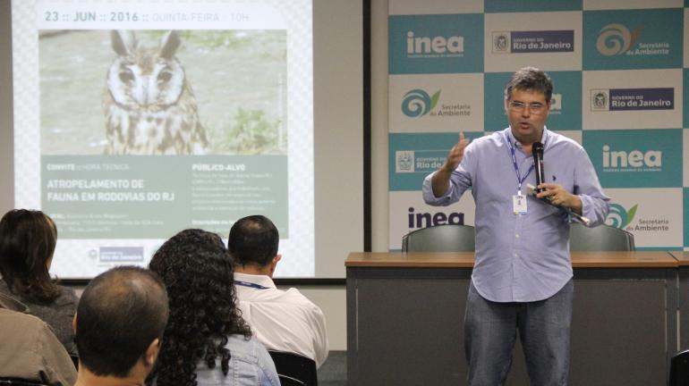 Atropelamento de animais silvestres em rodovias no Estado do Rio é tema de encontro