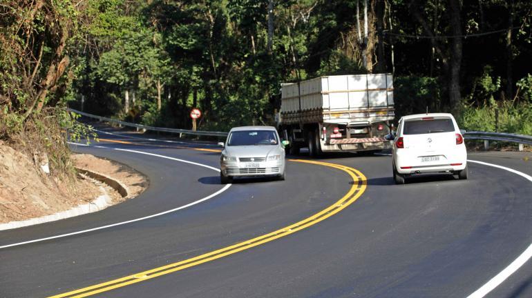 Estado inaugura obras em rodovias do Sul Fluminense