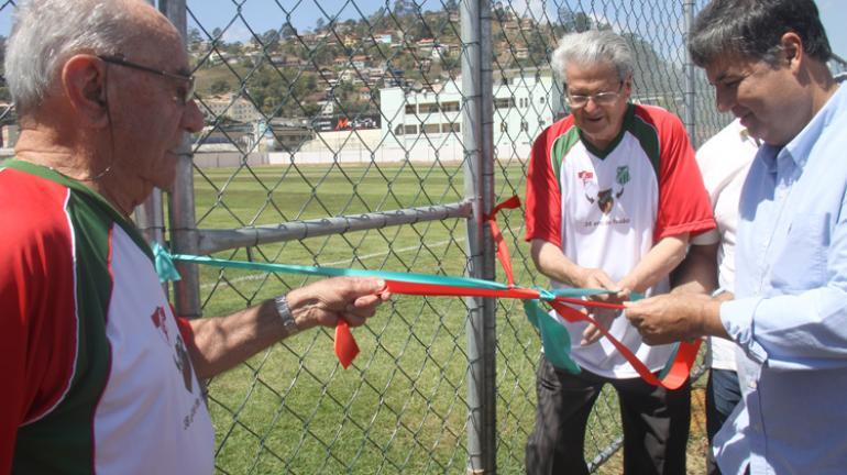 CT do Nova Friburgo F.C. é inaugurado com festa e muitos planos