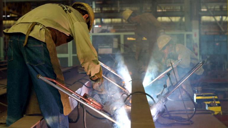 Produção industrial cresce no Rio de Janeiro