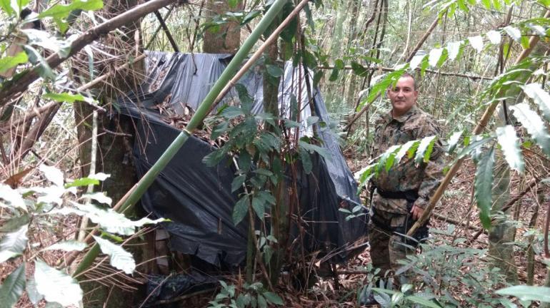 Polícia ambiental do Parque Estadual do Desengano deflagra ação para coibir crimes ambientais em Santa Maria Madalena