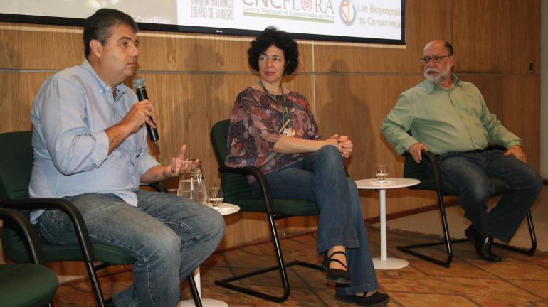 Secretário do Ambiente anuncia inédito Livro Vermelho da Flora Fluminense Ameaçada de Extinção