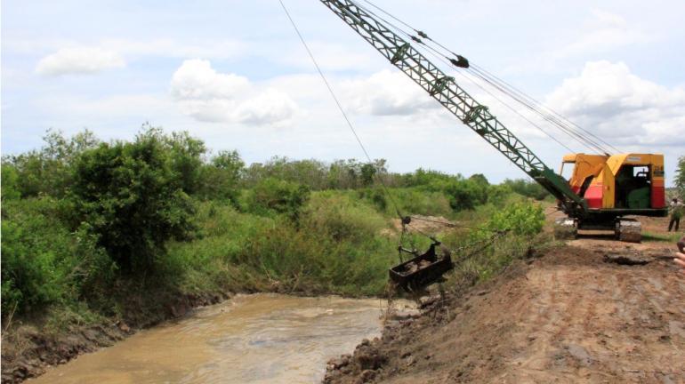 Moradores de Campos dos Goytacazes agradecem as ações do Limpa Rio