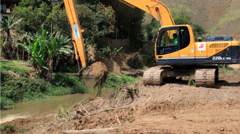 Barra do Piraí recebe ações do programa Limpa Rio