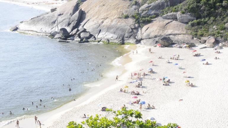 Praias de Niterói apresentam melhora em balneabilidade