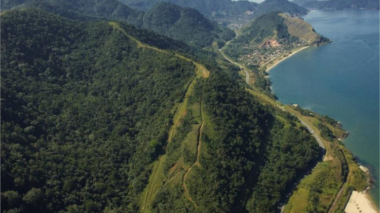 Secretário estadual do Ambiente inaugura sede sustentável do Parque Estadual Cunhambebe