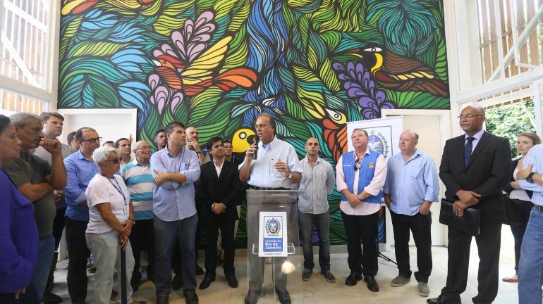 Parque Estadual Cunhambebe ganha sede para incentivar ecoturismo e integração com a comunidade