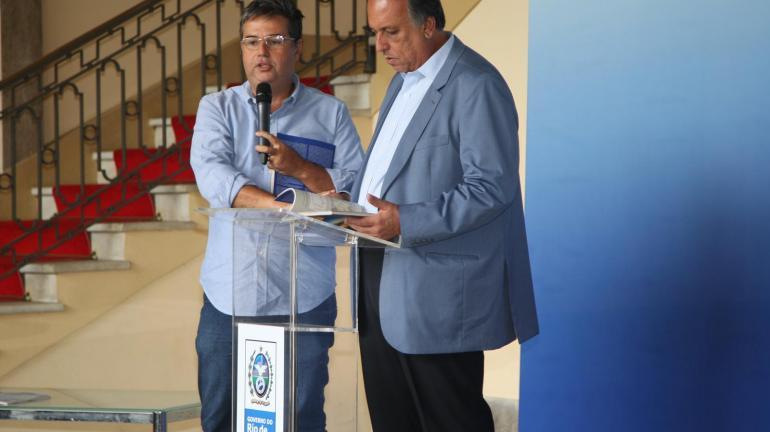 André Corrêa lança programa de proteção aos mananciais que prevê a restauração florestal de 22 mil hectares