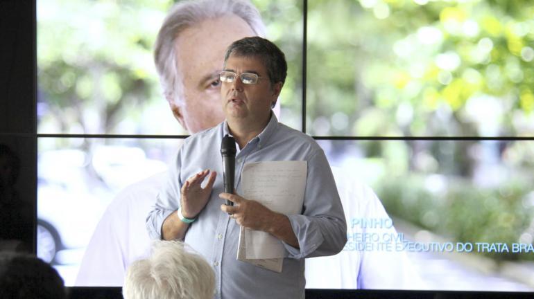 André Corrêa participa de debate sobre a universalização do saneamento no Brasil