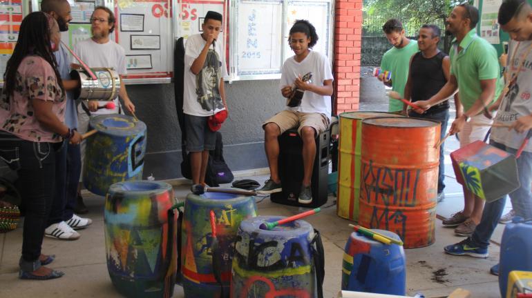 Projeto Niterói Ecocultural inicia oficinas de capacitação em reaproveitamento de resíduos sólidos
