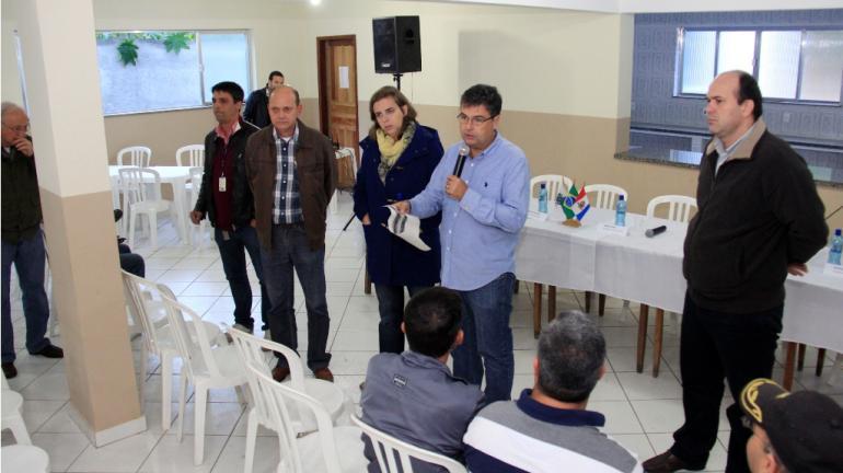 Em Teresópolis, secretário André Corrêa afirma que cidade vai receber novas obras de recuperação ambiental