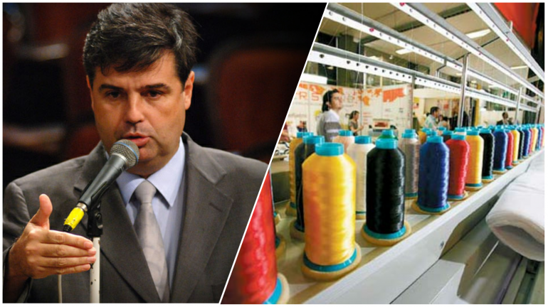 Indústria têxtil do Estado do RJ ganha novo estímulo