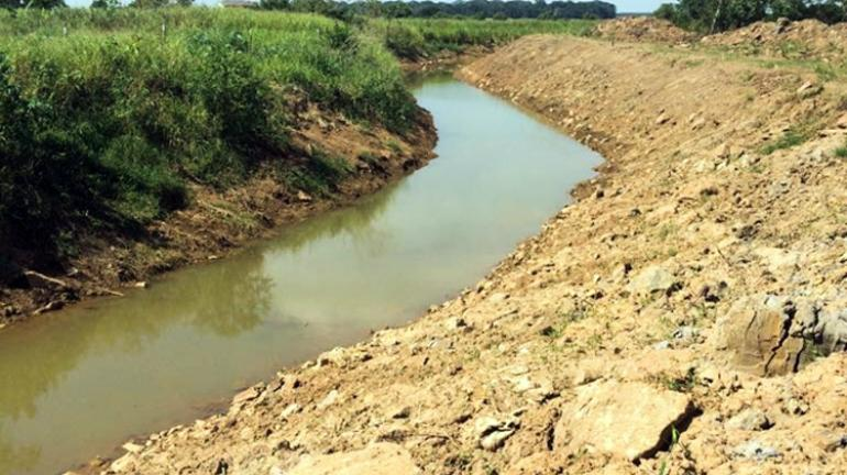 Limpeza dos canais Coqueiros e Cambaíba avança